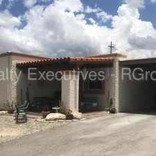 Rental info for 3-2 WITH GUEST HOUSE in the Tucson area