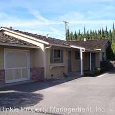 Rental info for 1961-1963 Homestead Road in the San Jose area