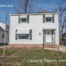 Rental info for 20901 Clare Ave in the Cleveland area