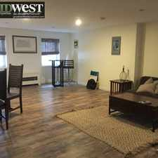 Rental info for 202 9th Street #1 in the New York area