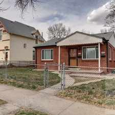 Rental info for 1925 East 39th Avenue in the Elyria Swansea area