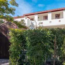 Rental info for 4101 Holly Knoll Drive #4101 in the Los Angeles area
