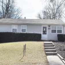 Rental info for 3 Bdrm Ranch In The Crestview Neighborhood in the Kansas City area