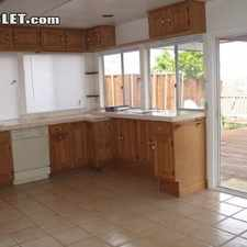 Rental info for Three Bedroom In Northeastern San Diego in the San Diego area