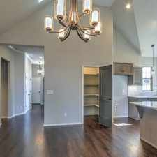 Rental info for Gorgeous New Construction In Broken Arrow. in the Tulsa area