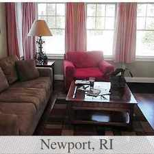 Rental info for Save Money With Your New Home - Newport. Offstr... in the 02840 area