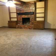 Rental info for Great House In Union Schools! in the Tulsa area