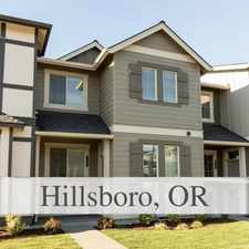 Rental info for Brand New Pahlisch Home. in the Hillsboro area