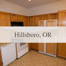Rental info for Good Looking 3 Bedroom Home With Soaring Ceilin... in the Hillsboro area
