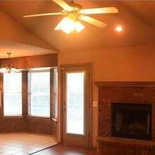 Rental info for Completely Remodeled, Gorgeous Home. Parking Av... in the Owasso area