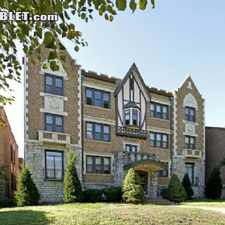 Rental info for $640 0 bedroom Apartment in St Louis in the St. Louis area