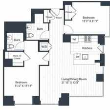 Rental info for $8280 2 bedroom Apartment in Jersey City in the Jersey City area
