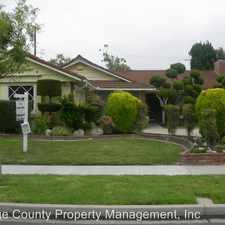 Rental info for 11932 WALLINGSFORD ROAD in the Long Beach area