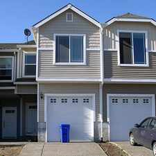 Rental info for Warm And Inviting Three Bedroom Townhomes in the Gresham area