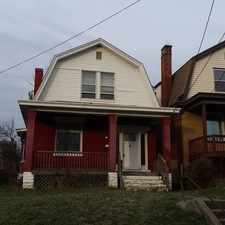 Rental info for 761 Wells Street in the West Price Hill area