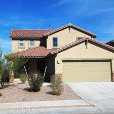 Rental info for 11423 E Glowing Sunset Dr in the Rita Ranch area