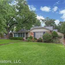 Rental info for 3532 Biddison Street W in the Fort Worth area