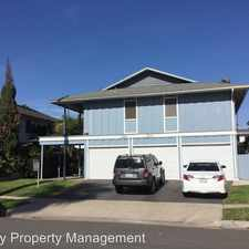 Rental info for 2496 Seahorse Avenue