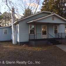 Rental info for 9526 China Grove Church Road in the Charlotte area