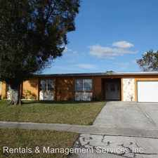 Rental info for 4419 Conway Blvd.