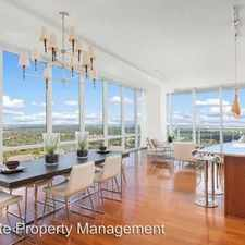 Rental info for 150 E. Robinson St # 806 - The Vue at Lake Eola in the Orlando area