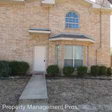 Rental info for 1922 High Meadow Dr in the Garland area