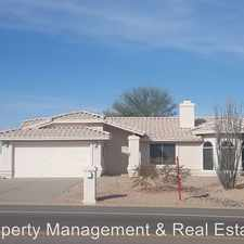Rental info for 17426 Grande in the 85268 area