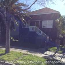 Rental info for 2611 Alhambra - 1STAVE3102 in the North Oak Park area