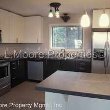 Rental info for 16200 S. Pacific Hwy #4 in the Oak Grove area