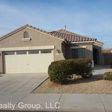 Rental info for 11572 W Rio Vista Lane