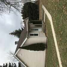 Rental info for 4179 W 204th St in the 44116 area