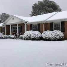 Rental info for Mint Hill House for rent, 3bedrooms and 2 full bathrooms in the Charlotte area