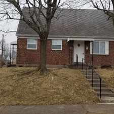 Rental info for 3 bedroom home for rent on Alverno in Dayton in the Dayton area