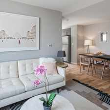 Rental info for 1st Ave in the New York area