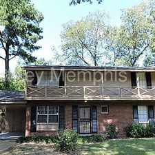 Rental info for 5112 Christopher Ave in the Memphis area