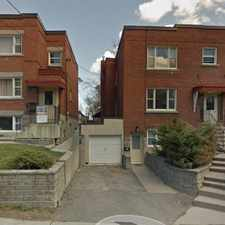 Rental info for 65-67 Sweetland Ave in the Rideau-vanier area