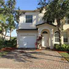 Rental info for 2677 SW 84th Ter in the Pembroke Pines area