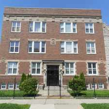 Rental info for 4240-42 S Calumet Ave in the Bronzeville area