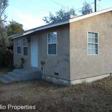 Rental info for 626 1/2 OLIVE ST. in the Bakersfield area