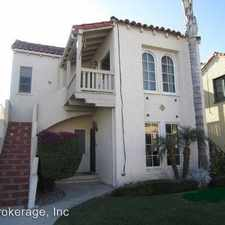 Rental info for 29 St Joseph Ave in the Long Beach area