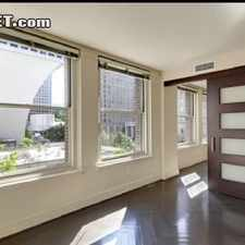Rental info for One Bedroom In Downtown in the Downtown area