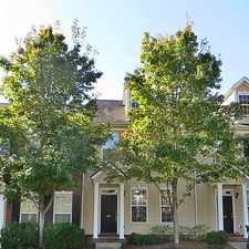 Rental info for Spacious Town Home With Highly Desirable Fort M... in the Charlotte area