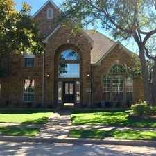 Rental info for Beautiful Plano House For Rent. Parking Available! in the Plano area