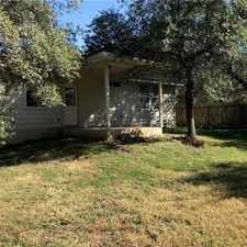 Rental info for House For Rent In Leander. in the Cedar Park area