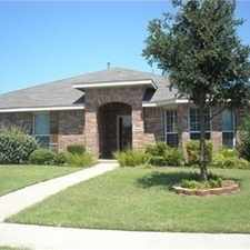 Rental info for House For Rent In Frisco. Will Consider! in the Frisco area