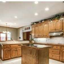 Rental info for Spacious 4 Bedroom, 3.50 Bath in the Plano area