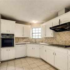 Rental info for Plano - Adorable 4 Bedroom With Updated Hardwoo... in the Plano area