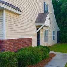 Rental info for 3 Spacious BR In Charleston