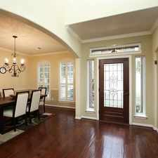 Rental info for Amazing 5 Bedroom 4 1/2 Bath Home Located In CU... in the The Woodlands area