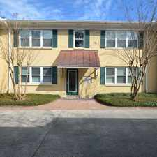Rental info for 119 Wentworth Street in the Charleston area